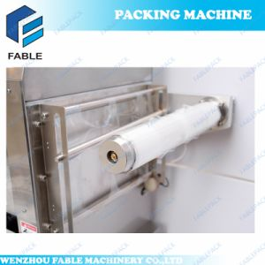 Map Vertical Type Tray Cup Sealing Packing Machine (FBP-450) pictures & photos