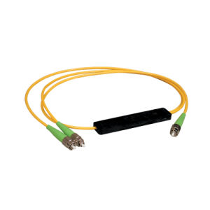 Customized 1X2 ABS Type FTTH Sc APC PLC Splitter pictures & photos