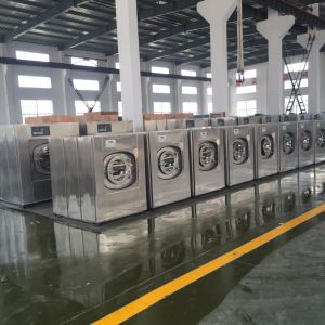 Laundry Industrial Washing Machine/Washer Extractor (XTQ) pictures & photos