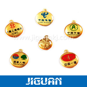 Custom Printed Logo Crystal PU Outdoor Use Waterproof Resin Dome Sticker pictures & photos