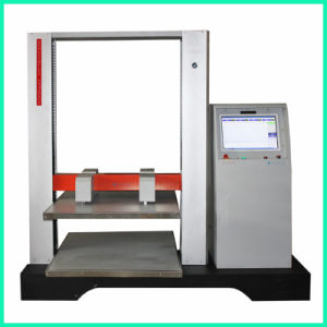 Automatic Corrugated Carton Box Compression Impact Strength Testing Machine pictures & photos