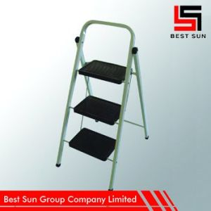 Ladder En131 Certified, Stainless Steel Ladder pictures & photos