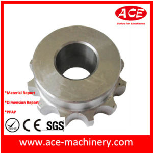 CNC Machining of Forging Handle pictures & photos