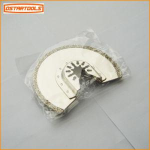 Diamond Semi Circle Saw Blade Oscillating Multi Tool Diamond Blade pictures & photos