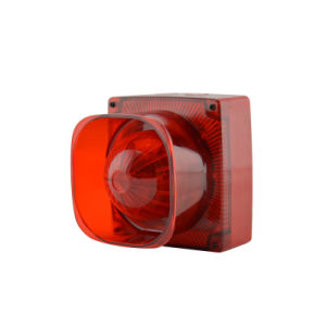 Asenware Conventional Fire Alarm Siren with Strobe Sounder pictures & photos