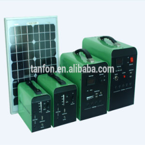 Solar 100W-1000W Power storage System / 220V Home Power System PV Panel High Efficiency pictures & photos