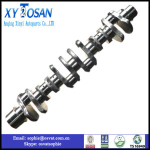 6D16 Cast Crankshaft for Mitsubishi 6D16t Me072197 OEM 23100-93072 Engine Shaft pictures & photos