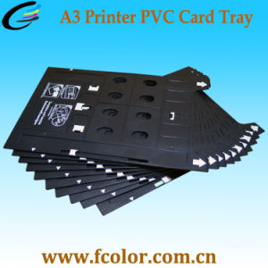 A3 PVC ID Card Tray for R2000 R3000 pictures & photos