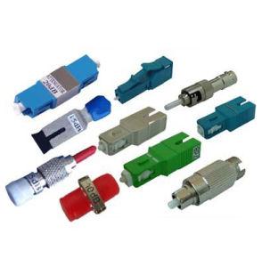 Sc/FC/St/LC Fiber Optic Attenuator pictures & photos