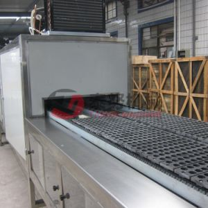 Full Automatic Serve Driven Hard Candy Depositing Line pictures & photos