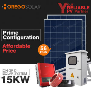 Morege on Grid 2kw-30kw Solar Power System for Home in Nairobi Kenya pictures & photos