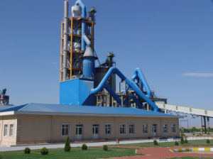 Supply 300t/D Cement Production Line pictures & photos