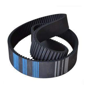 Power Transmission Industrial Rubber Timing Belt pictures & photos