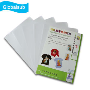 Dye Sublimation Coated Paper for T_Shirt pictures & photos