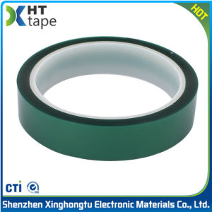 Green Pet High Temperature Heat Resistant PCB Solder Tape pictures & photos