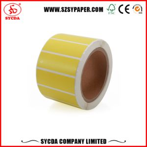 Wholesale Barcode Thermal Label Self Adhesive Sticker pictures & photos