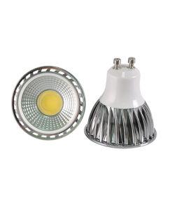 LED Power Spotlight GU10-COB-5W 5W 360lm AC100~265V pictures & photos