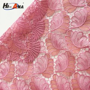 24 Hours Service Online Hot Sale Custom Lace Fabric pictures & photos