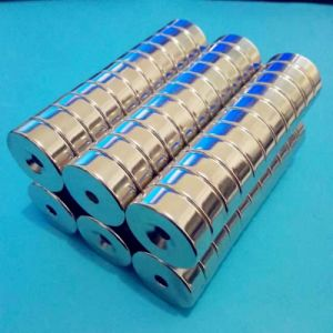 Wholesale Strong Permanent Neo NdFeB Magnet pictures & photos
