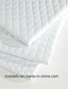 Hot Sale Hotel Quilted Sleep Well Thin Silicone Mattress Pad pictures & photos