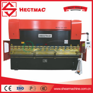 Hydraulic Steel Plate Bending Machine pictures & photos