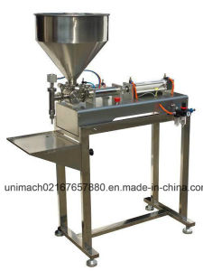 Pneumatic Cream Filling Machine pictures & photos