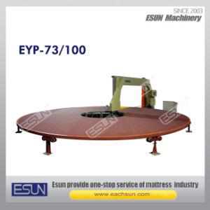 Eyp-73/100 Mattress Foam Cutting Machine pictures & photos