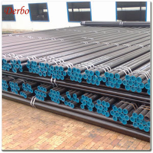 ASTM A53 Seamless Steel Pipe for Structure Gas and Oil Pipeline pictures & photos