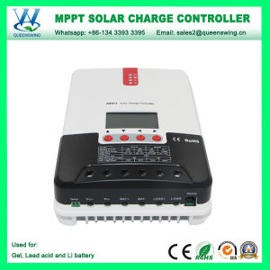 3 Years Warranty 30A MPPT Solar Charge Controller for Solar Power System (QW-ML2430) pictures & photos