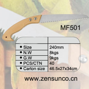 240mm Wooden Handle Pruning Saw pictures & photos