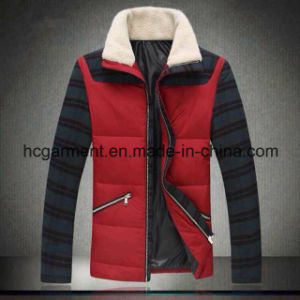 Fashion Outdoor Clothes Fleece Winter Outer Wear Jackets for Man pictures & photos