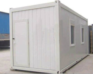 CE Certified 40 Feet Container House with Bath and Toilet pictures & photos