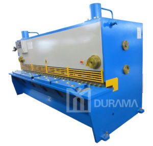 Hydraulic Guillotine Metal Cutting Machine pictures & photos