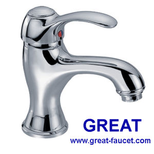 Classic Brass Basin Mixer and Faucet pictures & photos