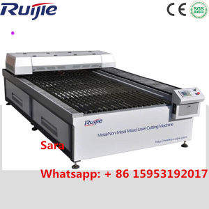 Jinan Ruijie Nonmetal & Metal Laser Cutting Machine 150W 260W pictures & photos