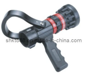 Fire Fighting Spray Water Gun Fire Nozzle American Type pictures & photos