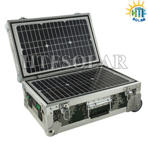 30W Portable Solar Power System
