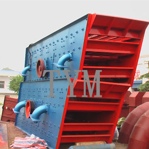 Cement Vibrating Screening Plants High Quality Portable Stone Screen pictures & photos