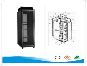 Network Cabinet, Waterproof Server Cabinet Rack pictures & photos