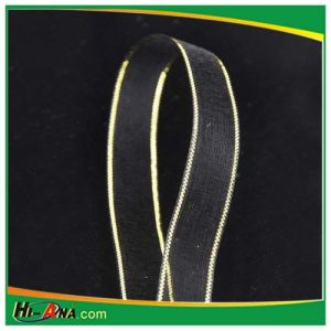 Gold Organza Ribbons pictures & photos