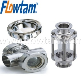 Food Grade Sanitary Stainless Steel Tri Clamp Sight Glass pictures & photos
