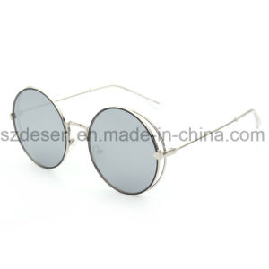 Fashionable Foldable Portable UV400 Antique Metal Kids Sunglasses pictures & photos