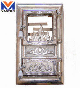 Nickel Plated Casting Oven Door (KS-F-1) pictures & photos
