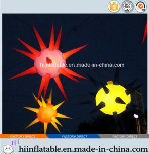 2015 Hot Selling LED Lighting Party/Event Decoration Inflatable Star 0011