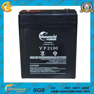 DC12-90 12V90ah Deep Cycle Battery for Solar System pictures & photos