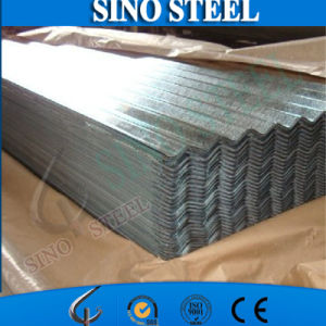 ASTM A653 G30 G60 G90 Galvanized Corrugated Iron Roofing Sheet pictures & photos