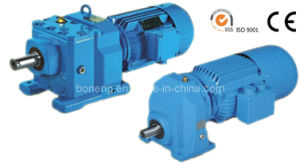 CR Series Helical Gear Motor pictures & photos