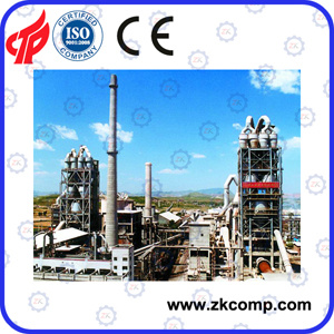 The Complete Set of Equipment of 200-1000tpd Cement Production Line Machinery pictures & photos