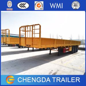 40FT Truck Trailer Used Side Wall Semi Trailer pictures & photos