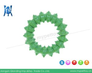 Soft Rubber Barbed Circle Ring Toy pictures & photos